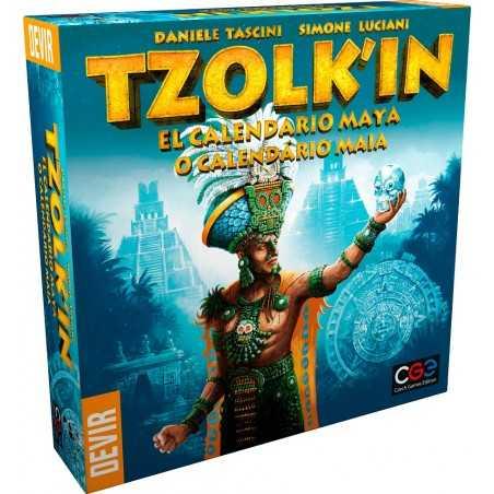Tzolk'in El Calendario Maya