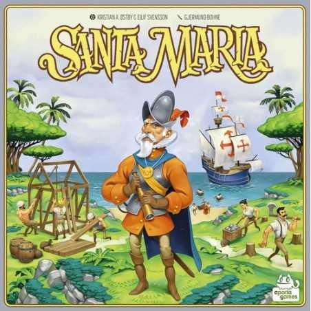 Santa Maria (English)