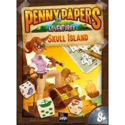 Penny Papers Adventures Skull Island
