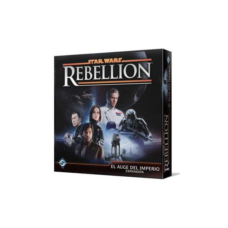 El auge del Imperio expansión Star Wars REBELLION