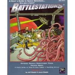 Battlestations Revised Core Rulebook