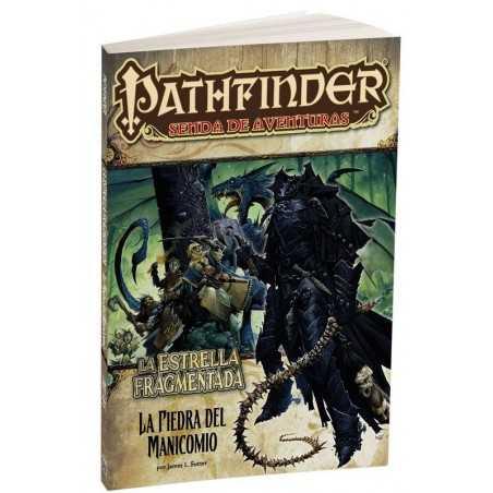 Pathfinder La estrella fragmentada 3 la piedra del manicomio