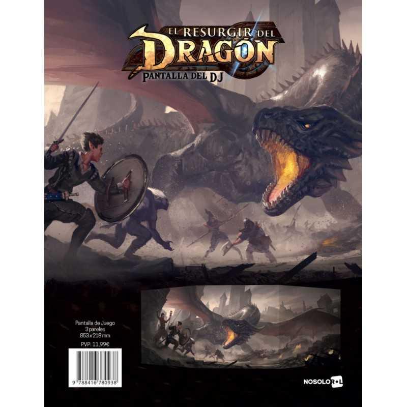 Pantalla de El Resurgir del Dragón