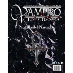 Pantalla del narrador Vampiro Edad Oscura
