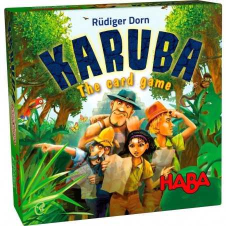Karuba el Juego de cartas