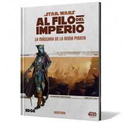 La Máscara de la Reina Pirata Star Wars Al Filo del Imperio