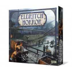 Las máscaras de Nyarlathotep Eldritch Horror