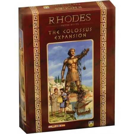 Rodas Expansión The Colossus
