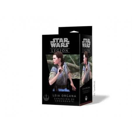 Leia Organa Star Wars Legión
