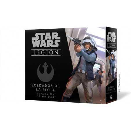Soldados de la flota Star Wars Legión