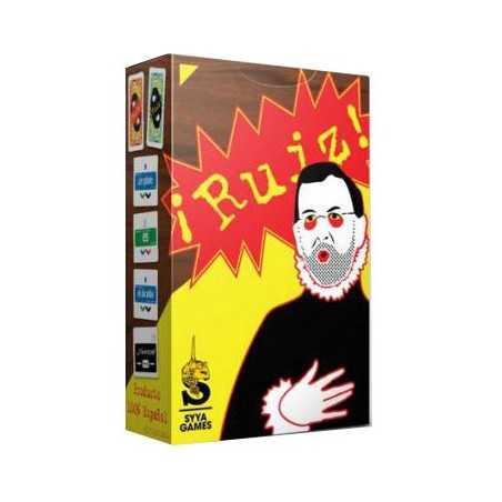 ¡Ruiz! El juego de cartas