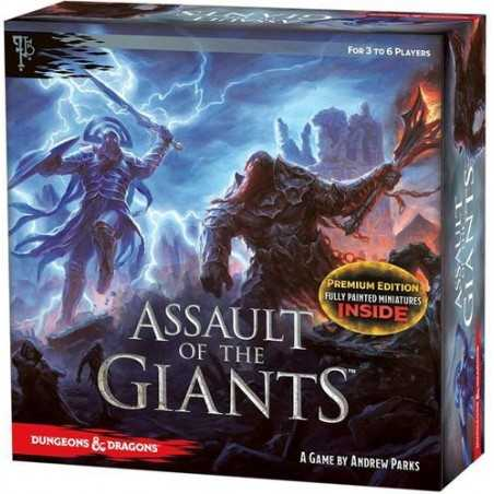 PREMIUM PAINTED D&D Assault of the Giants edition