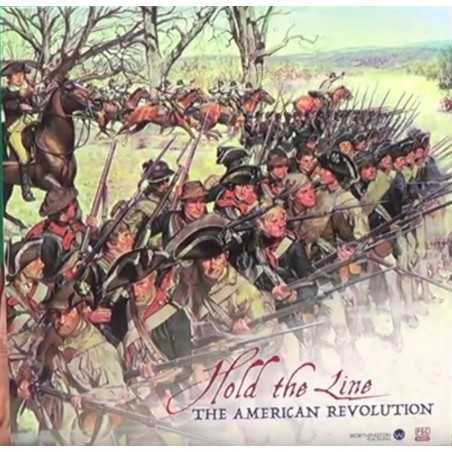 Hold the Line! The American Revolution new edition