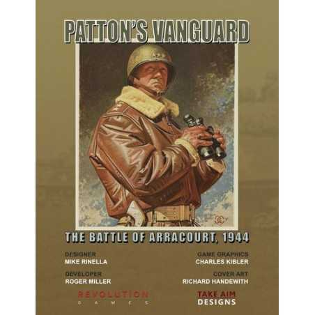 Patton's Vanguard The Battle of Arracourt