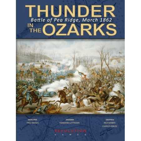 Thunder in the Ozarks ZIPBAG