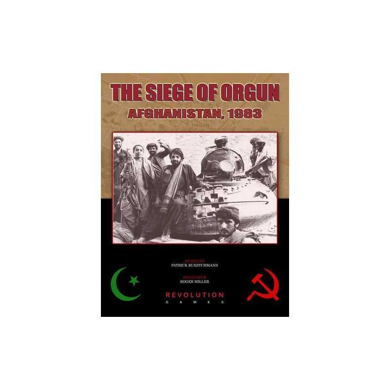 The Siege of Orgun