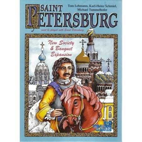 Saint Petersburg Expansion (English)