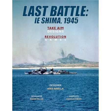 Last Battle Ie Shima, 1945