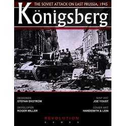 Konigsberg: The Soviet Attack on East Prussia 1945