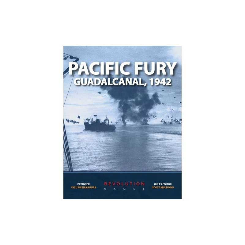 Pacific Fury Guadalcanal 1942