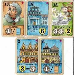 Saint Petersburg Expansion (English)