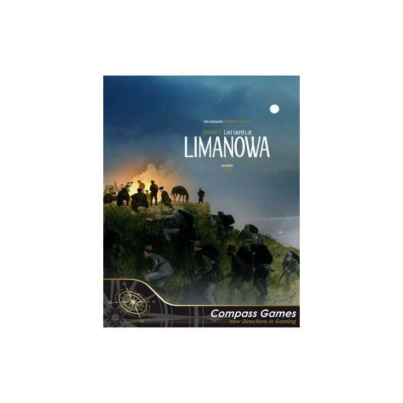 Red Poppies Campaigns Volume 2 Last Laurels at Limanowa