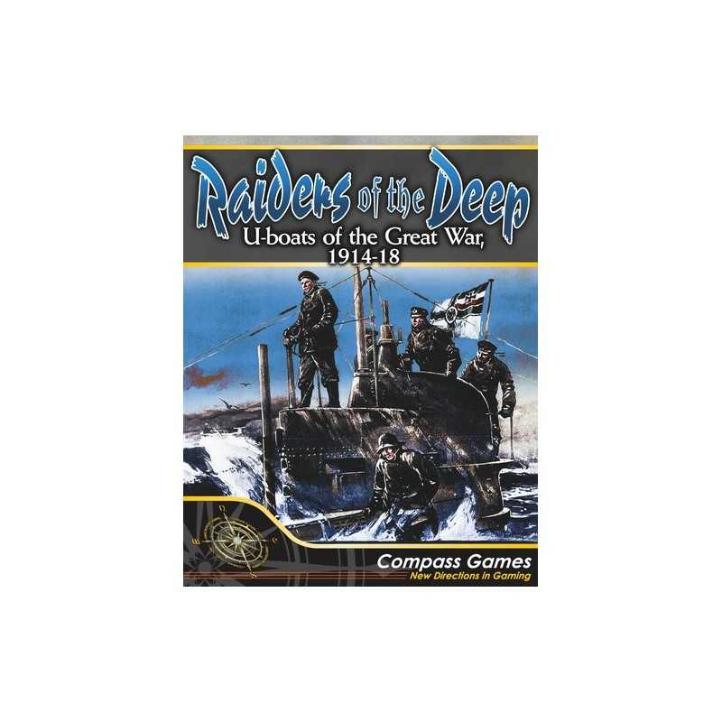 Raiders of the Deep:U-boats of the Great War 1914-18