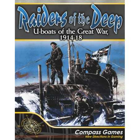 Raiders of the Deep:U-boats of the Great War 1914-18