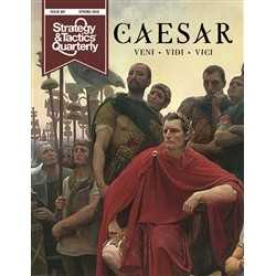 Strategy & Tactics Quarterly 1: CAESAR