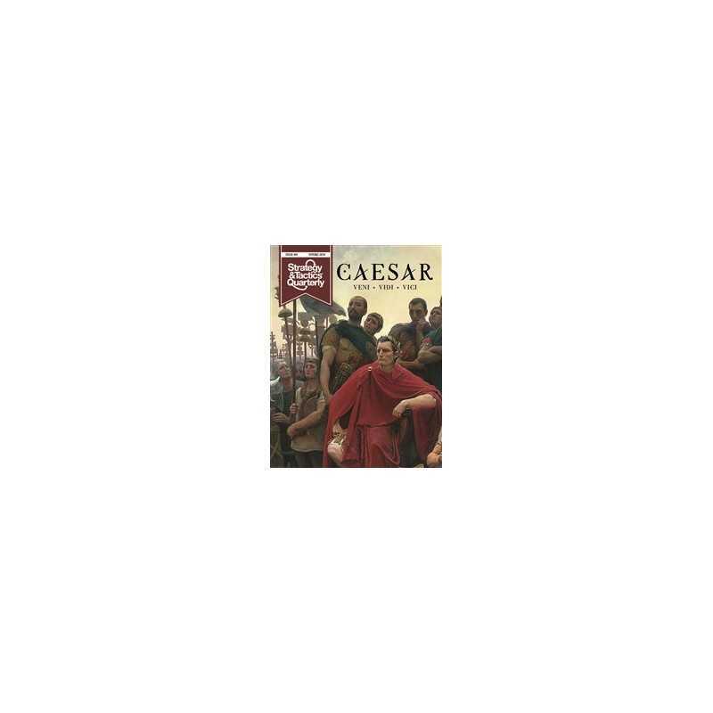 Strategy & Tactics Quarterly 1: CAESAR