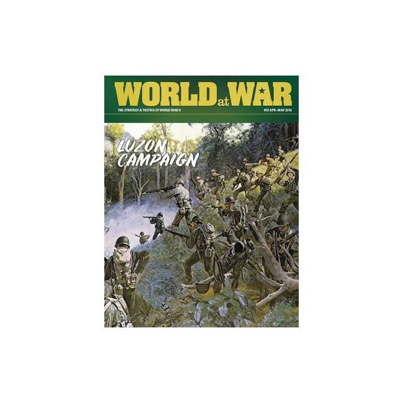 World at War 59 The Luzon Campaign