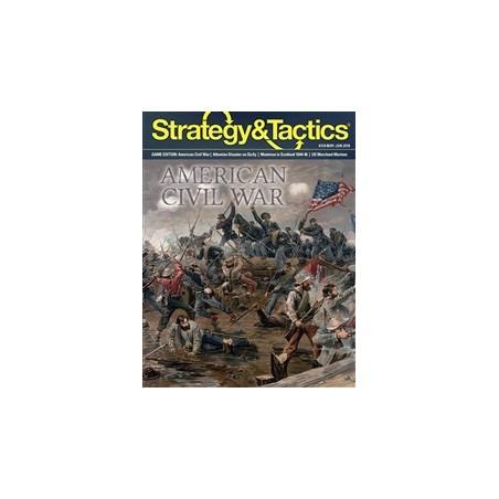 Strategy & Tactics 310 The American Civil War
