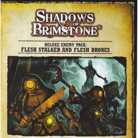Flesh Stalker & Flesh Drones Deluxe Enemy Pack Shadows of Brimstone