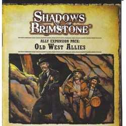 Old West Allies Shadows of Brimstone