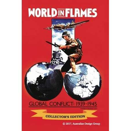 The World in Flames Collector's Edition DELUXE game
