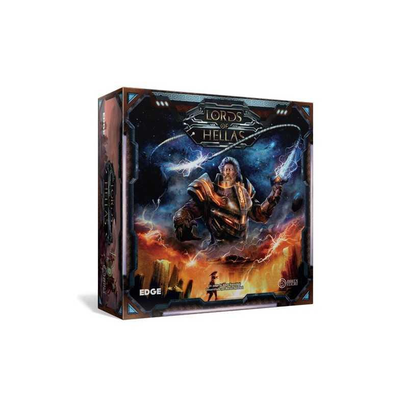 Lords of Hellas + Figura promocional ULYSES