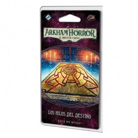 Los hilos del destino Arkham Horror el juego de cartas