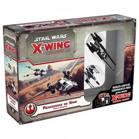 Renegados de Saw X-WING