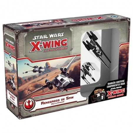 Renegados de Saw X-WING