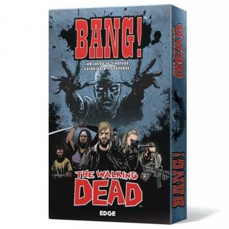 Bang! The Walking Dead + promo
