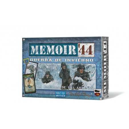 Memoir 44 Guerra de Invierno