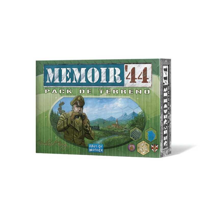 Memoir '44 Pack de terreno