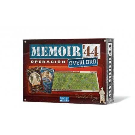 Memoir 44 Operación Overlord