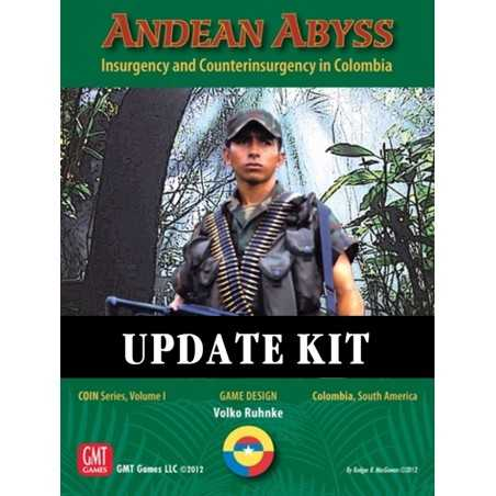 Andean Abyss 2nd Edition Upgrade Kit