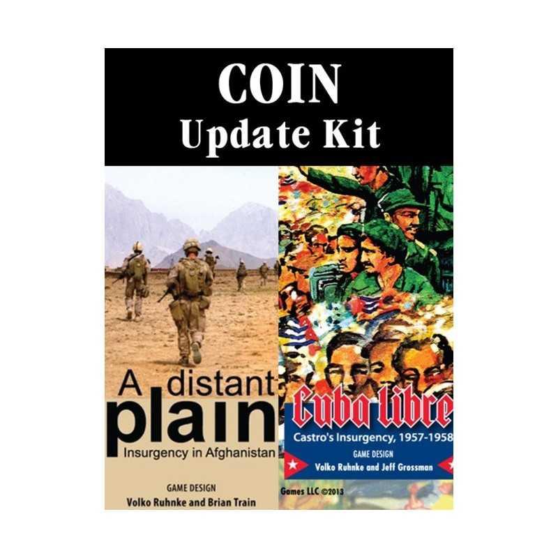 Cuba Libre A Distant Plain 2nd Editon Update Kit