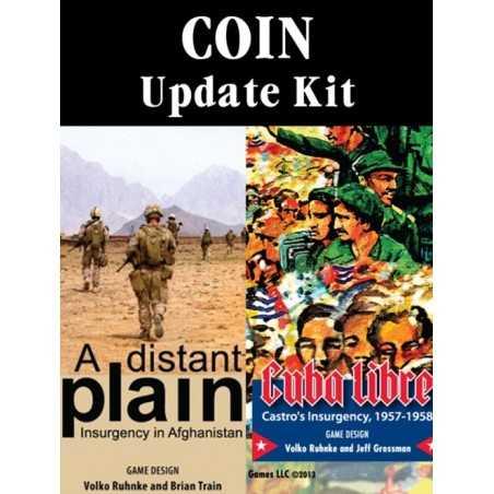 Cuba Libre A Distant Plain Upgrade Kit