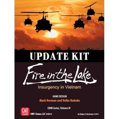 Fire in the Lake 2nd Edition UPGRADE KIT