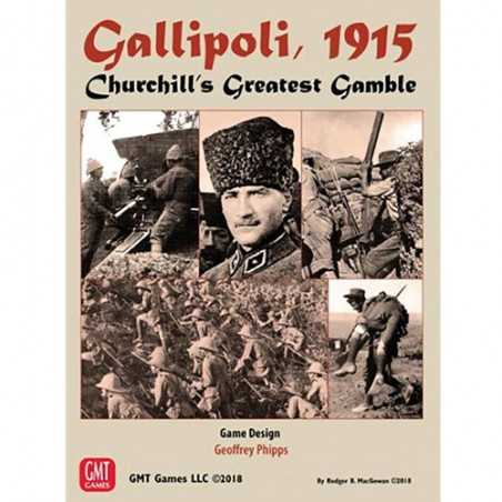 Gallipoli, 1915 Churchill's Greatest Gamble