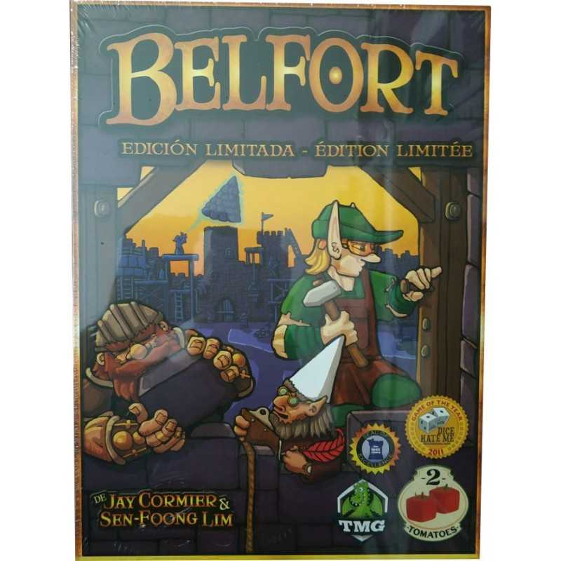 Editando: Belfort Big Box Edición Limitada