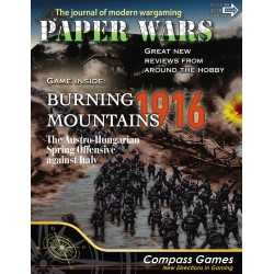 Paper Wars Issue 89 Burning Mountains